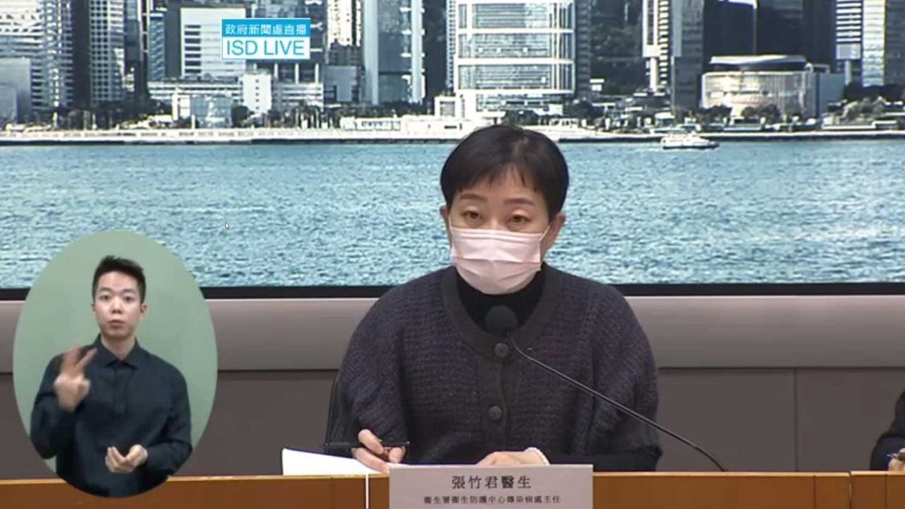 Penambahan 17 Kasus Positif Covid-19 Di Hong Kong Hari Ini (24 Februari 2021)