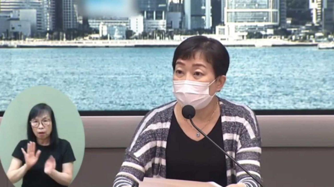 2 PMI Positif Covid-19 Dalam Kasus Impor Hong Kong Hari Ini. Penambahan 4 Kasus Positif Covid-19 Di Hong Kong Hari Ini. (4 Mei 2021)