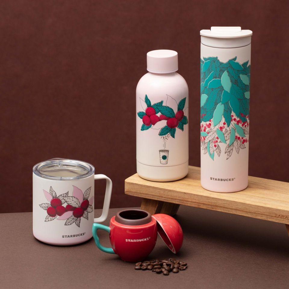 Produk Baru Starbucks Hong Kong Dengan Tema