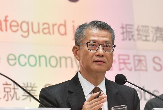Financial Secretary Hong Kong Memperkirakan Pendaftaran HK$10,000 Handout Scheme Dimulai Akhir Bulan 6 dan Mulai dicairkan pada Bulan 7