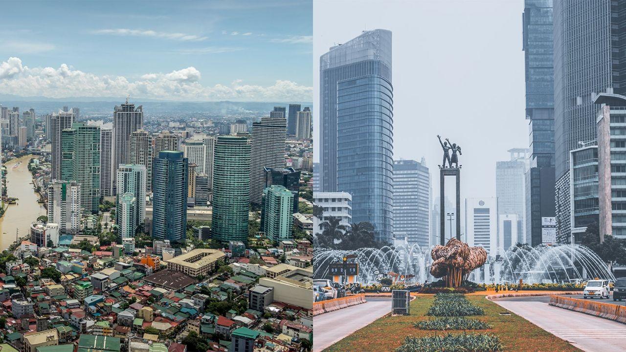 Kondisi Pandemi Indonesia Mulai Membaik, Kasus Covid-19 Di Filipina Terus Melonjak. Majikan PRT Filipina Harus Bersiap-siap Kemungkinan Semua Penerbangan Dari Manila Kembali Dilarang Untuk Mendarat Di Hong Kong