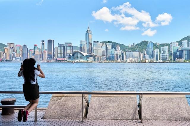 Pemerintah Hong Kong Menghimbau Pembantu Rumah Tangga Asing Melakukan Social Distancing