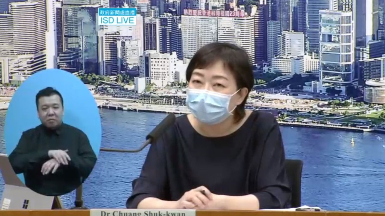 Penambahan 24 Kasus Positif Covid-19 Hong Kong Hari Ini (26 Agustus 2020)