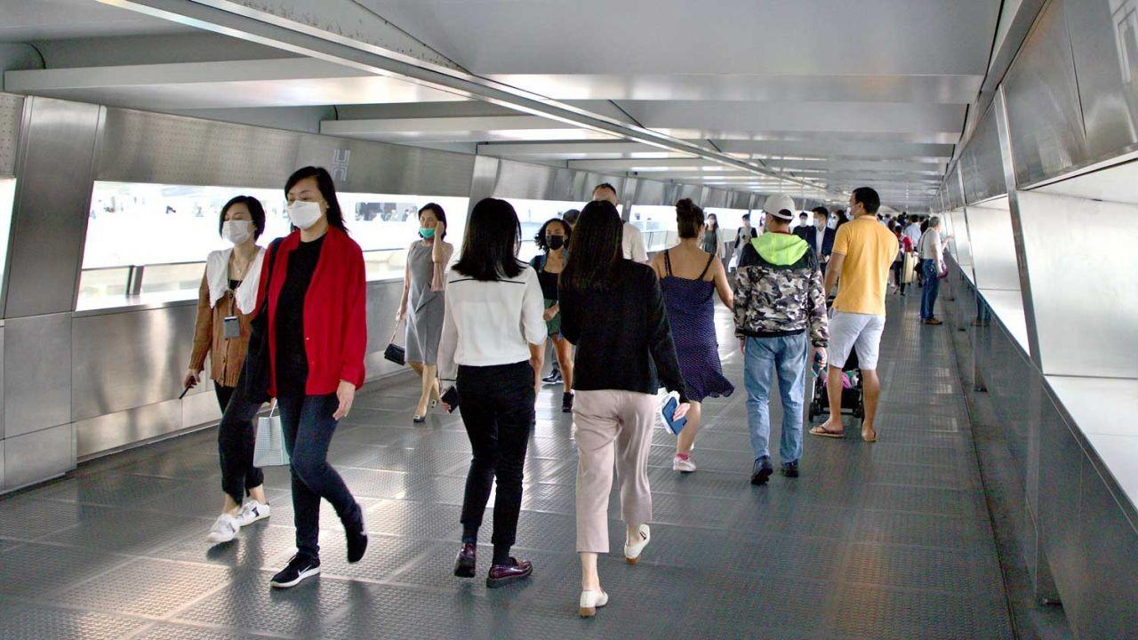 Tidak Terdapat Kasus Positif Covid-19 Di Hong Kong Pada Hari Ini (26 Juli 2021)