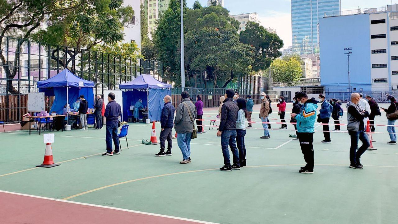 4 Lokasi Di Hong Kong Yang Harus Melakukan Wajib Tes Covid-19 Berdasarkan Pengumuman Pemerintah Tanggal 22 Juli 2021