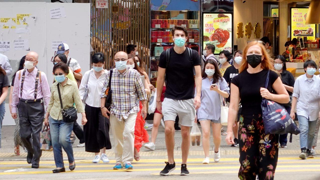 Tidak Terdapat Kasus Positif Covid-19 Di Hong Kong Pada Hari Ini (31 Juli 2021)